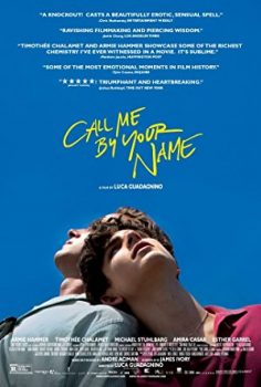 Call Me by Your Name – Türkçe Full Dublajlı