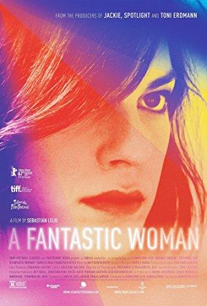Muhteşem Kadın - A Fantastic Woman
