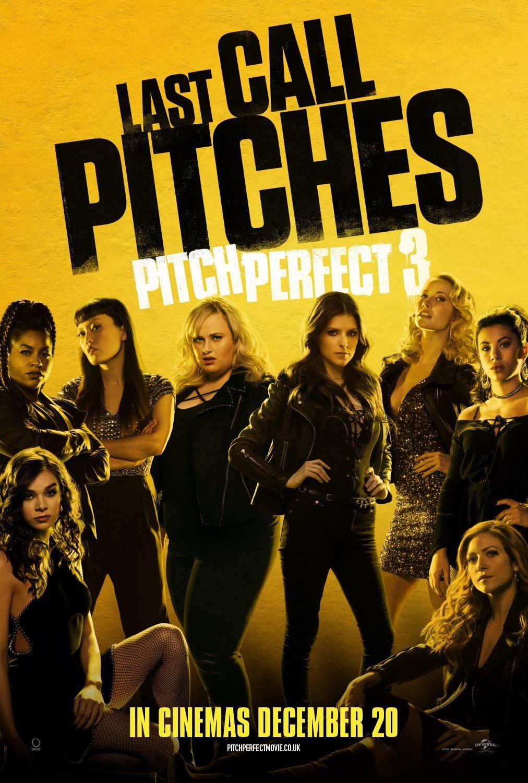 Pitch Perfect 3 – Türkçe Dublajlı İzle – HD