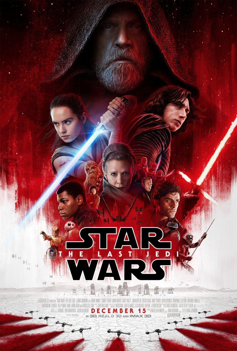 Star Wars: Son Jedi - Türkçe Film İzle - HD 1080p