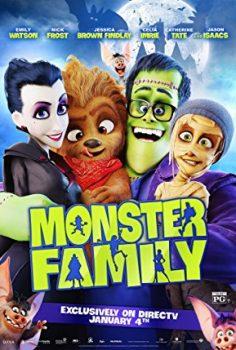 Mutlu Canavar Ailesi – Türkçe Animasyon