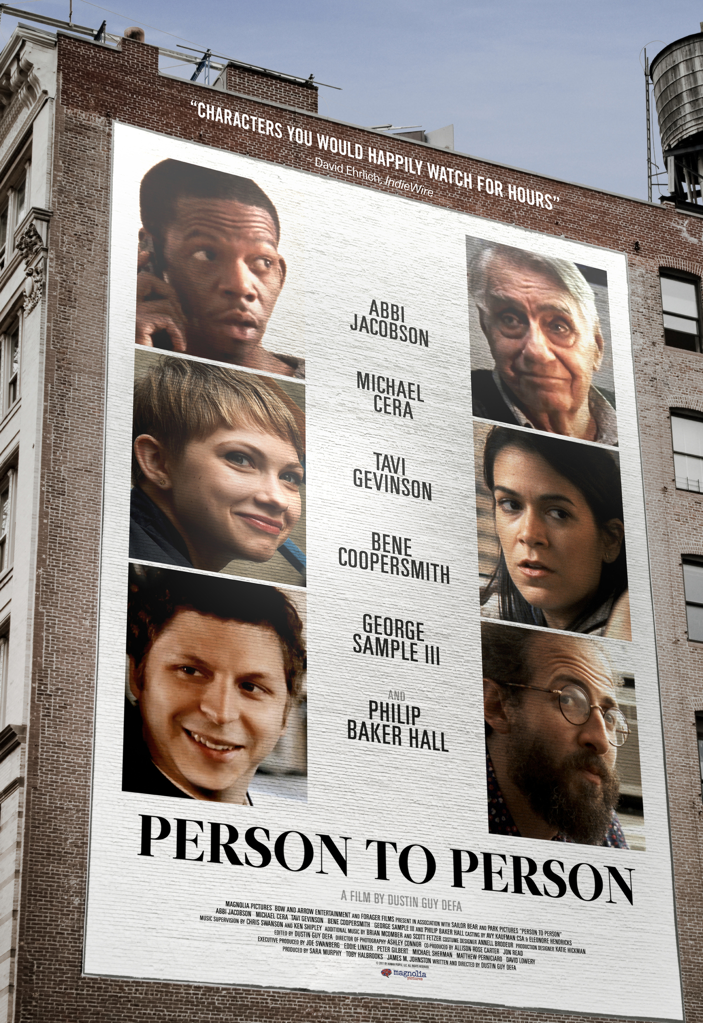 Person to Person – Türkçe HD İzle