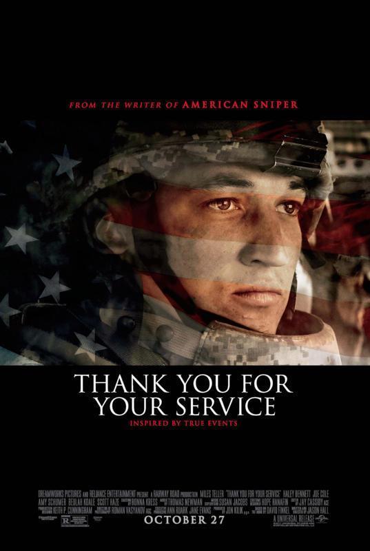Hizmetleriniz için Teşekkürler – 1080p İzle