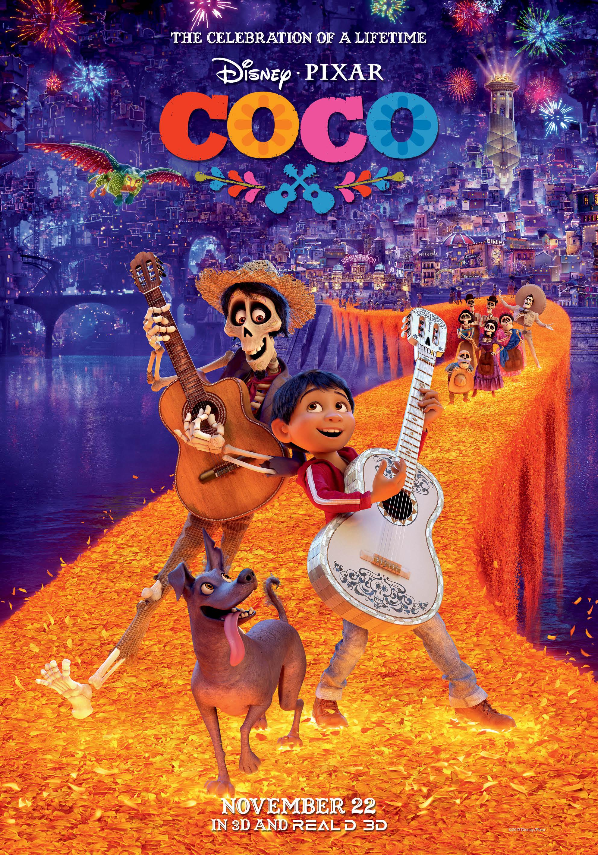 Coco – Türkçe Çizgi Film