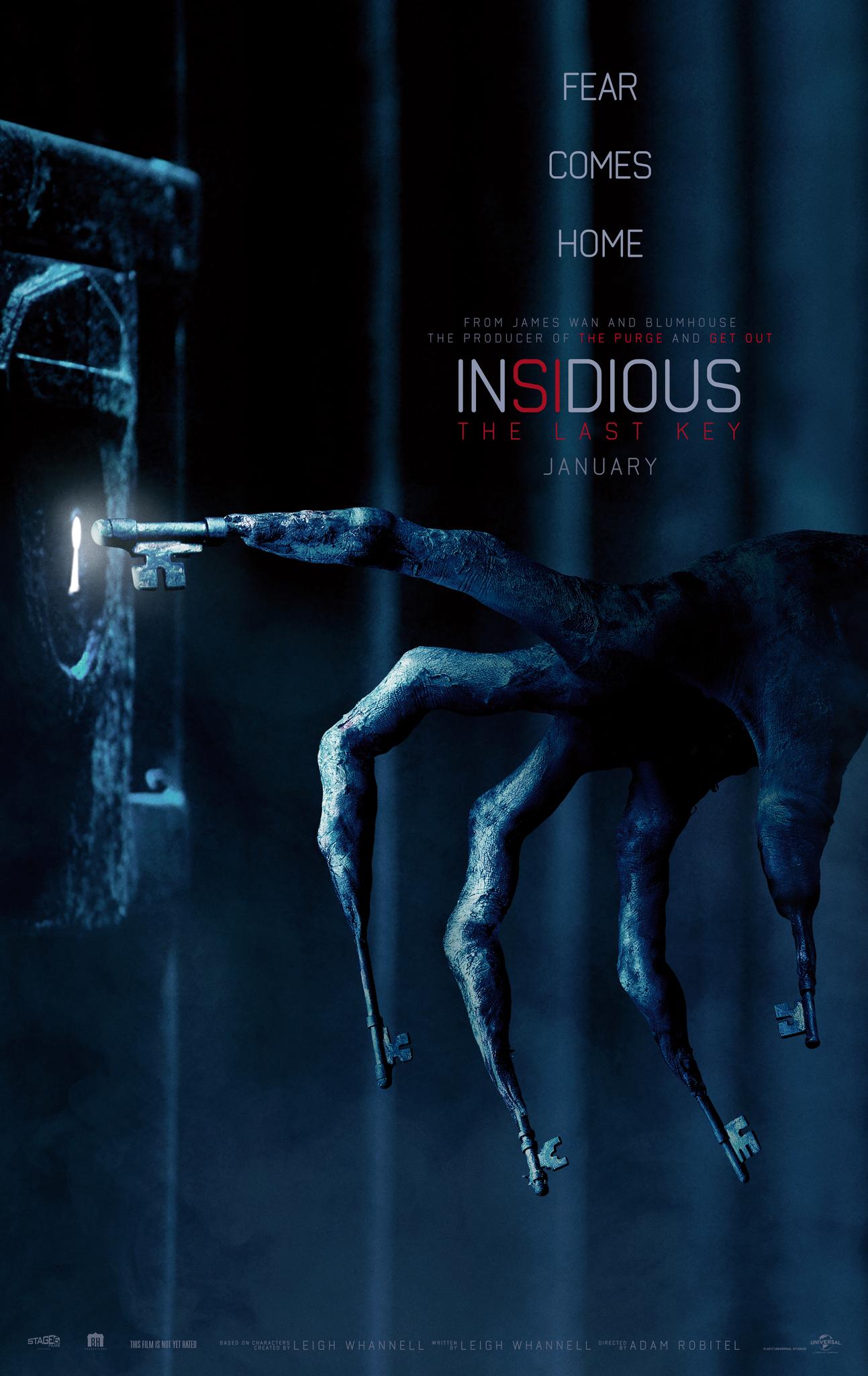 Ruhlar Bölgesi 4: Son Anahtar – Korku Filmi İzle