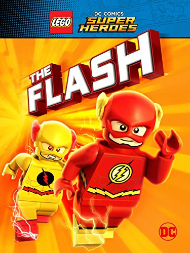 Lego DC Comics Super Heroes: The Flash – Çizgi Film