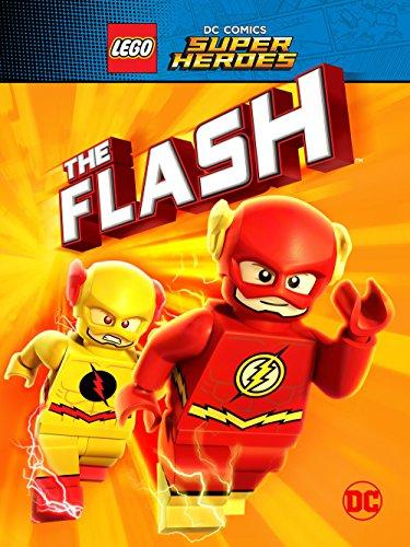 Lego DC Comics Super Heroes: The Flash - Çizgi Film