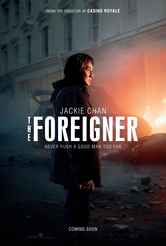 The Foreigner - Full Türkçe İzle