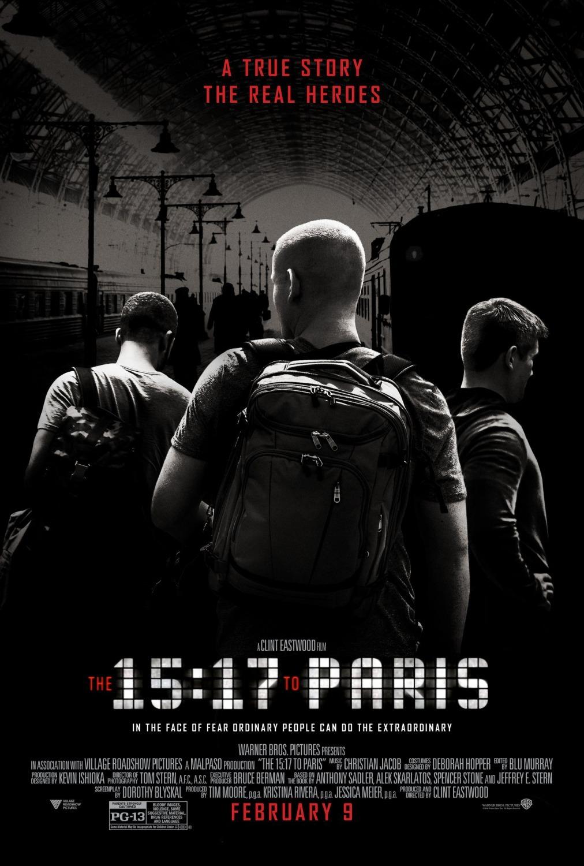 15:17 Paris Treni – Full Tek Parça İzle