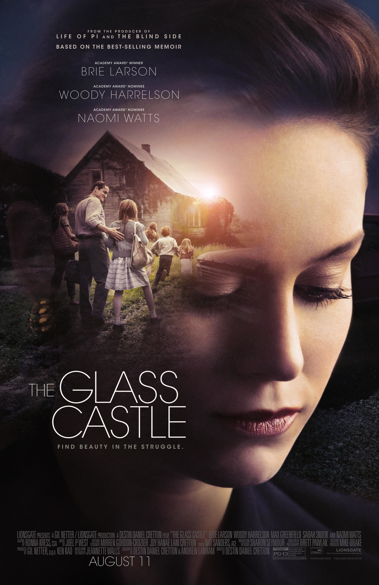 The Glass Castle – Full Türkçe İzle- Yeni Film