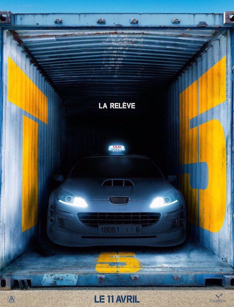 Taxi 5 – Türkçe Dublajlı İzle