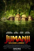 Jumanji: Welcome to the Jungle – Türkçe Dublaj – HD İzle