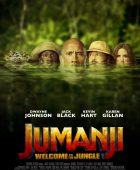 Jumanji: Welcome to the Jungle - Türkçe Dublaj - HD İzle