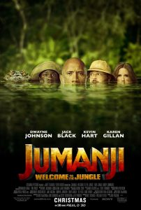 Jumanji: Welcome to the Jungle – Türkçe Dublaj – HD İzle