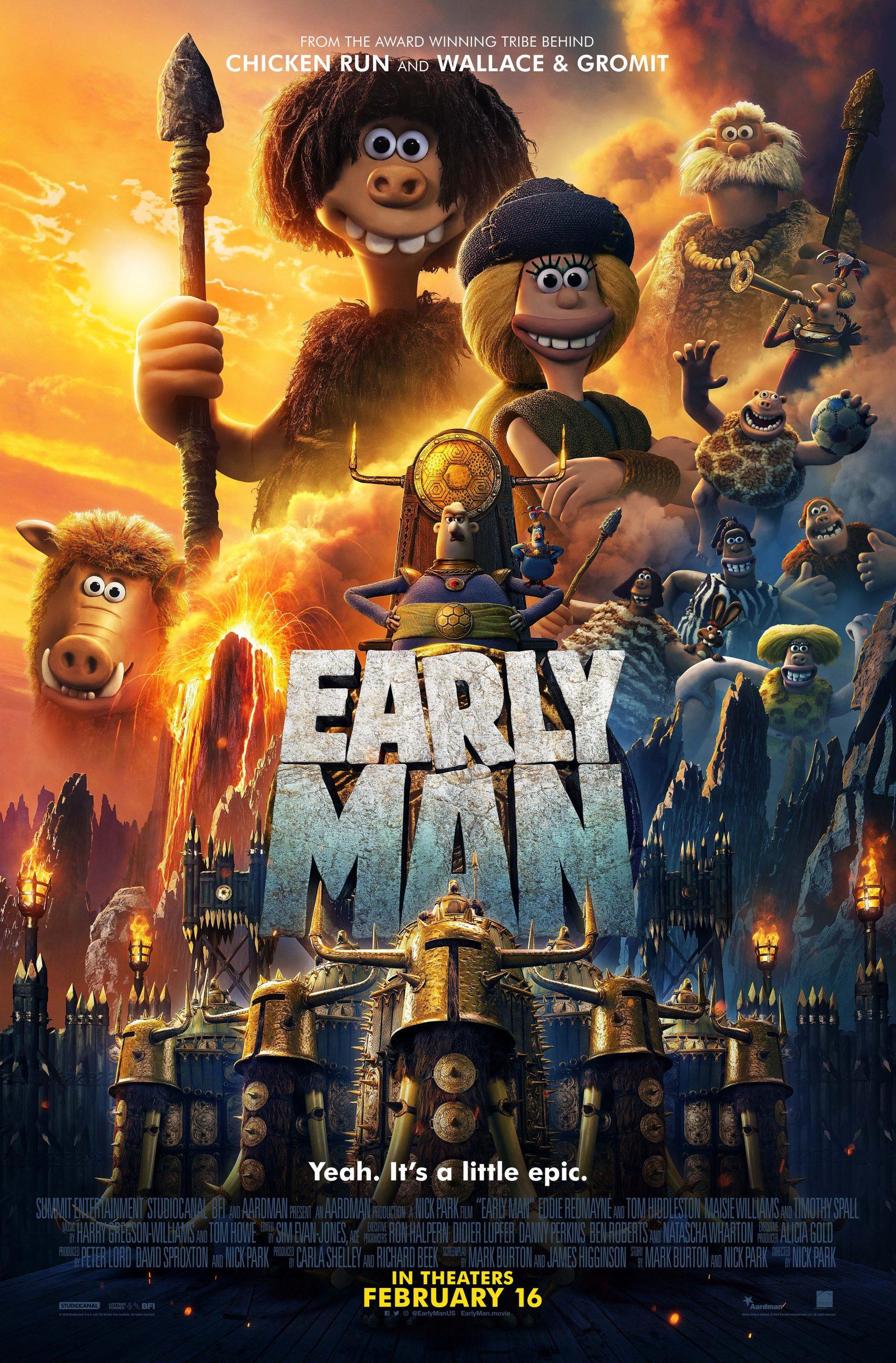 Early Man – Taş Devri – Türkçe Dublajlı İzle