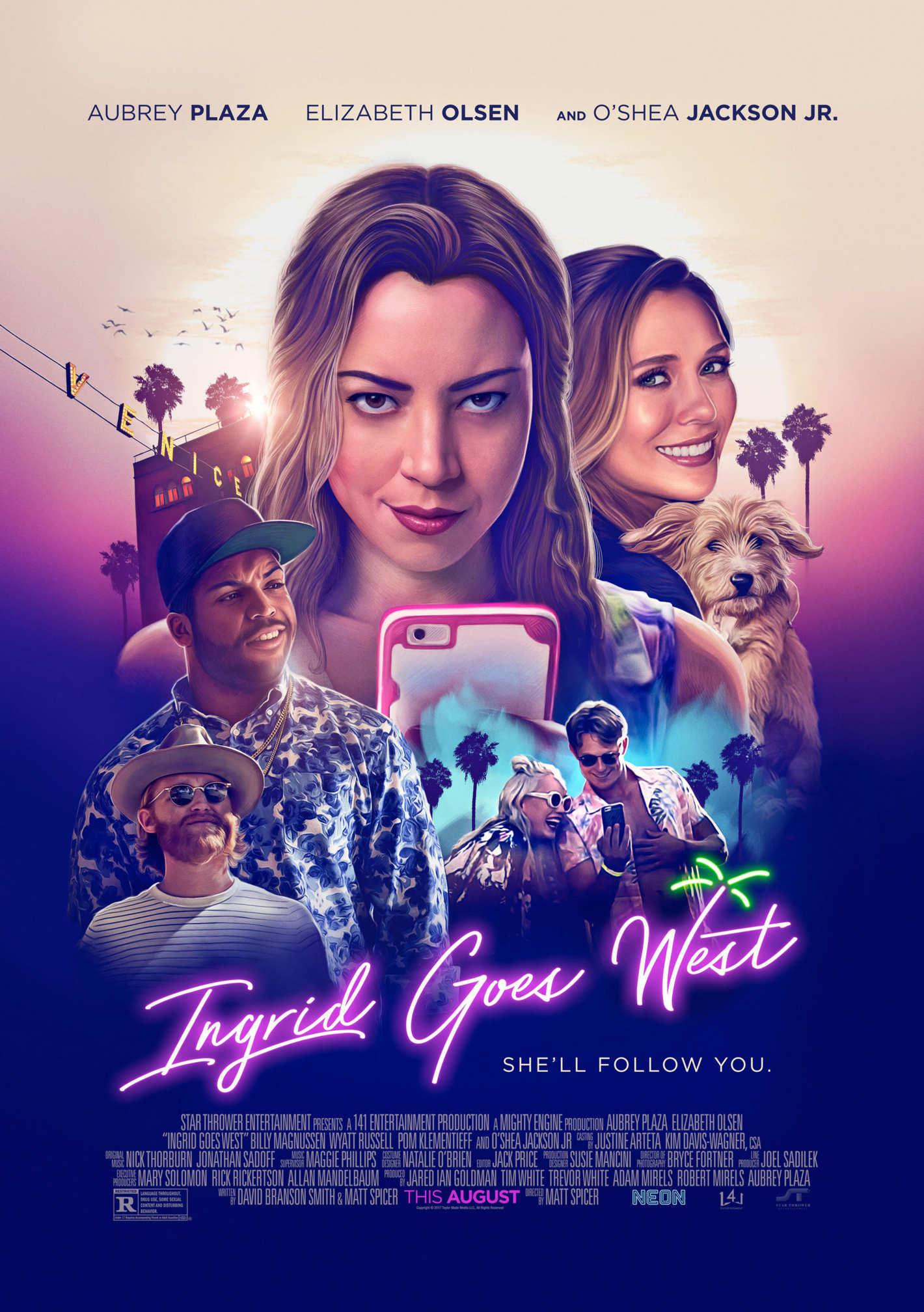 Ingrid Goes West – Türkçe Dublajlı