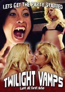 Twilight Vamps erotik +18 film izle