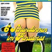 Sechs Schwedinnen im Pensionat erotik +18 film izle