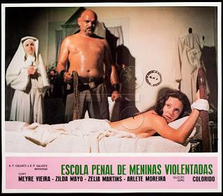 Escola Penal de Meninas Violentadas erotik +18 film izle