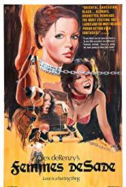 Femmes de Sade erotik +18 film izle