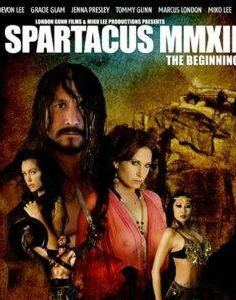 Spartacus MMXII: The Beginning erotik +18 film izle