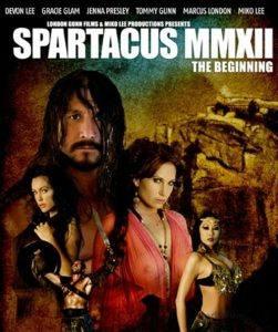 Spartacus MMXII: The Beginning erotik +18 film izle