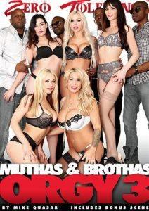 Muthas & Brothas 3 XXX erotik +18 film izle