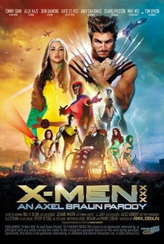 X-Men XXX Parody erotik +18 film izle