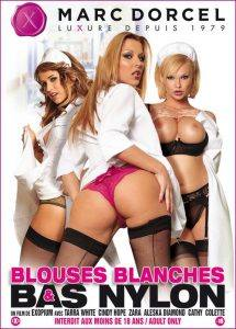 Blouses Blanches and Bas Nylon erotik +18 film izle