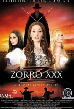 Zorro XXX erotik +18 film izle