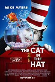 The Cat in the Hat – Şapkalı Kedi türkçe dublaj izle