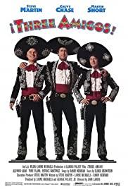 Üç kabadayı / Three Amigos türkçe dublaj izle
