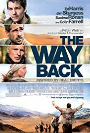 Özgürlük Yolu – The Way Back türkçe dublaj izle
