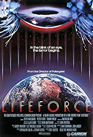 Yaşam savaşı – Uzay vampirleri / Lifeforce türkçe dublaj izle