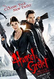 Hansel ve Gretel: Cadı Avcıları türkçe dublaj izle