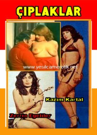 Çıplaklar 1979- Zerrin Egeliler erkeklerin güzelliği ile aklını alıyor