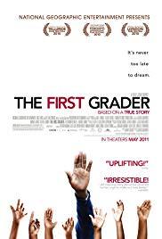 The First Grader – Birinci Sınıf öğrencisi türkçe dublaj izle