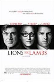 Arslanı Kuzulara - Lions for Lambs türkçe dublaj izle