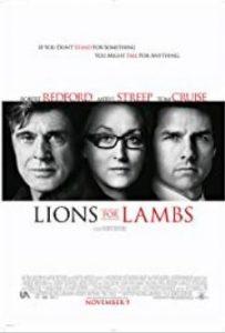 Arslanı Kuzulara – Lions for Lambs türkçe dublaj izle