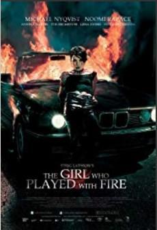 Ateşle oynayan kız – Flickan som lekte med elden türkçe dublaj izle