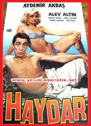 Haydar 1978 – Alev Altın ve Aydemir Akbaş Erotik yeşilçam