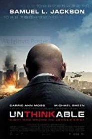 Akılalmaz - Unthinkable türkçe dublaj izle