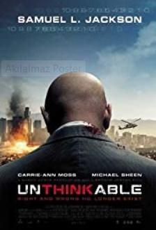 Akılalmaz – Unthinkable türkçe dublaj izle
