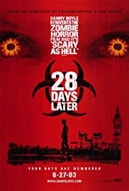 28 gün sonra / 28 Days Later türkçe dublaj izle