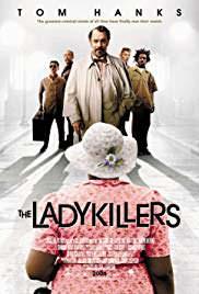 Kadın avcıları – The Ladykillers türkçe dublaj izle