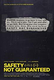 Zaman Yolcuları – Safety Not Guaranteed türkçe dublaj izle