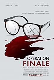 Operasyon Finali / Operation Finale türkçe hd film izle