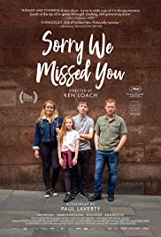 Üzgünüz, Size Ulasamadik / Sorry We Missed You 1080p izle