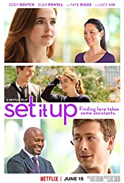 Set It Up hd romantik ve komedi film izle