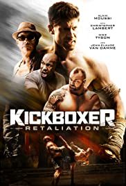 Kickboxer: Misilleme türkçe dublaj izle